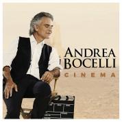 Andrea Bocelli: Cinema (Lisans) - CD