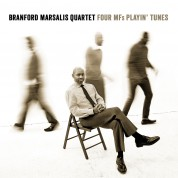 Branford Marsalis: Four Mf's Playin' Tunes - CD