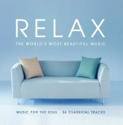 Çeşitli Sanatçılar: Relax - The World's Most Beautiful Music - CD