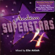 Çeşitli Sanatçılar: Arabian Superstars 4 - CD
