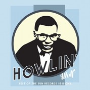 Howlin' Wolf: Best Of The Sun Records Sessions - Plak