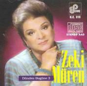 Zeki Müren: Dünden Bugüne 3 - CD