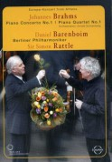 Daniel Barenboim, Berliner Philharmoniker, Sir Simon Rattle: Europakonzert 2004 from Athens - DVD