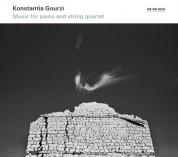 Lorenda Ramou, Ens. Coriolis: Gourzi: Music For Piano And String Quartet - CD