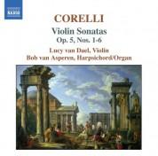 Corelli: Violin Sonatas Nos. 1-6, Op. 5 - CD