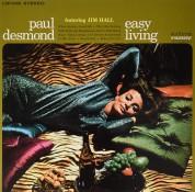 Paul Desmond: Easy Living - Plak