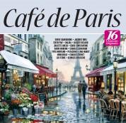 Çeşitli Sanatçılar: Cafe de Paris - Plak