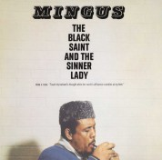 Charles Mingus: The Black Saint And The Sinner Lady - CD