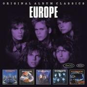Europe: Original Album Classics - CD