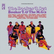 Booker T And The Mg's: The Booker T. Set - Plak