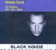 Antonio Faraò: Black Inside - CD