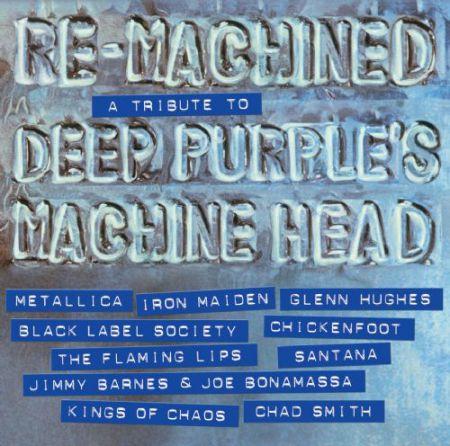 Carlos Santana, Iron Maiden, Metallica: A Tribute to Deep Purple's Machine Head - Plak