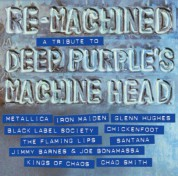 Carlos Santana, Iron Maiden, Metallica: A Tribute to Deep Purple's Machine Head - Plak
