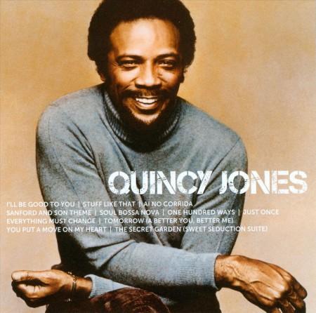 Quincy Jones: ICON - CD