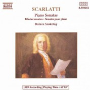 Scarlatti, D.: Piano Sonatas (Selection) - CD