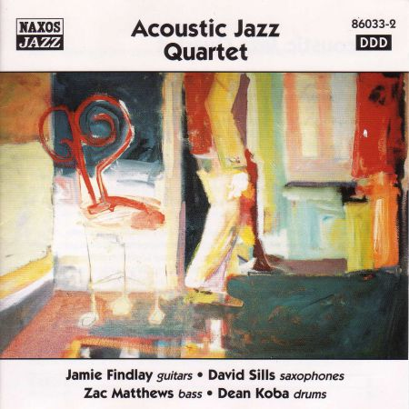 Acoustic Jazz Quartet - CD