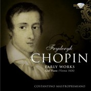 Costantino Mastroprimiano: Chopin: Early Works - CD