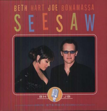 Beth Hart, Joe Bonamassa: Seesaw - Plak