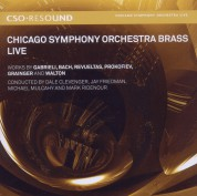 Chicago Symphony Orchestra Brass - Live - CD