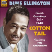 Duke Ellington: Ellington, Duke: Cotton Tail (1940) - CD