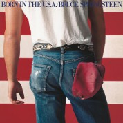 Bruce Springsteen: Born in the U.S.A. - Plak
