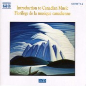 Introduction To Canadian Music - CD