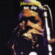 John Coltrane: Sun Ship - CD