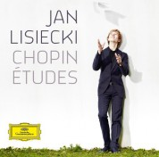 Jan Lisiecki: Chopin: Études Op. 10 & Op. 25 - CD