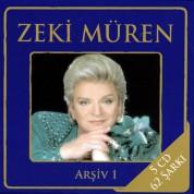 Zeki Müren: Arşiv 1 - CD