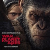 Michael Giacchino: War for the Planet of the Apes (Limited Numbered Edition - Red Vinyl) - Plak