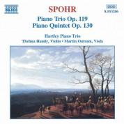 Spohr: Piano Trio Op. 119 / Piano Quintet Op. 130 - CD