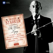 János Starker: The Warner Legacy - CD