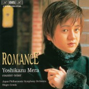 Yoshikazu Mera: Romance - Songs for counter-tenor and orchestra - CD