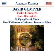 Wolfgang David: Gompper: Violin Concerto - CD