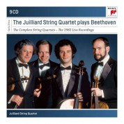 Juilliard String Quartet: Beethoven: Complete String Quartets - CD