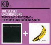 Velvet Underground: White Light/ White Heat - The Velvet Underground - CD