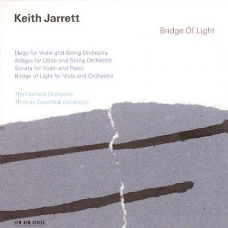 Keith Jarrett, The Fairfield Orchestra, Thomas Crawford: Bridge of Light - CD