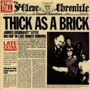 Jethro Tull: Thick As A Brick - CD