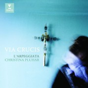 Christina Pluhar: Via Crucis - CD