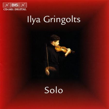 Ilya Gringolts solo - CD