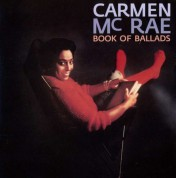Carmen McRae: Book Of Ballads + 3 Bonus Tracks - CD