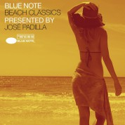 Çeşitli Sanatçılar: Blue Note Beach Classics (Presented by Jose Padilla) - CD