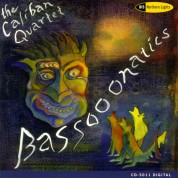 Caliban Quartet: Bassooonatics - CD