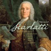 Pieter-Jan Belder, Michelangelo Carbonara, Luigi Attademo, Godelieve Schrama, Mie Miki: D. Scarlatti: Sonatas - CD