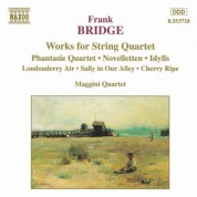 Bridge: Phantasie Quartet / Novelletten - CD