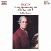 Haydn: String Quartets Op. 64, Nos. 1- 3 - CD