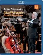 Alisa Weilerstein, Berliner Philharmoniker, Daniel Barenboim: Europakonzert 2010 Oxford - BluRay