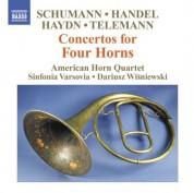 Schumann: Konzertstuck, Op. 86 / Haydn: Symphony No. 31, 'Horn Signal' - CD