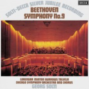 Chicago Symphony Orchestra, Sir Georg Solti: Beethoven: Symphony No. 9 - Plak