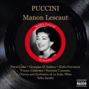 Maria Callas: Puccini, G.: Manon Lescaut - CD